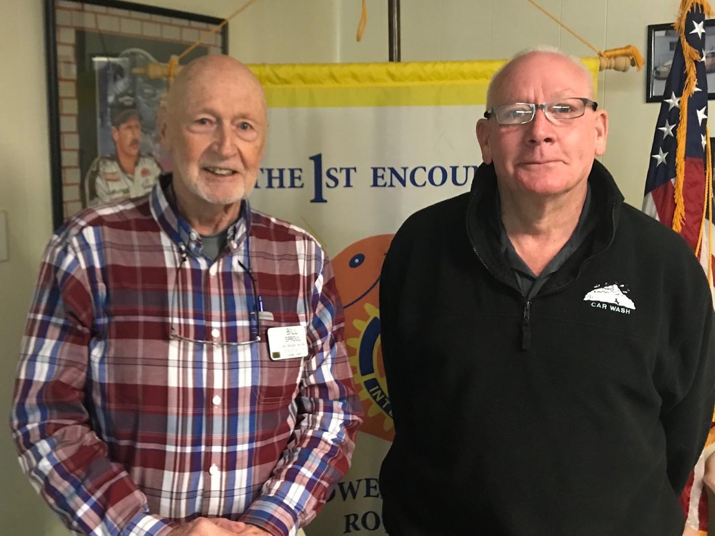 David Cloer & Bill Sproul