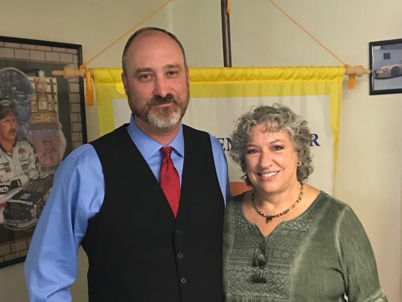 Mark Fucito & Kay Crouch